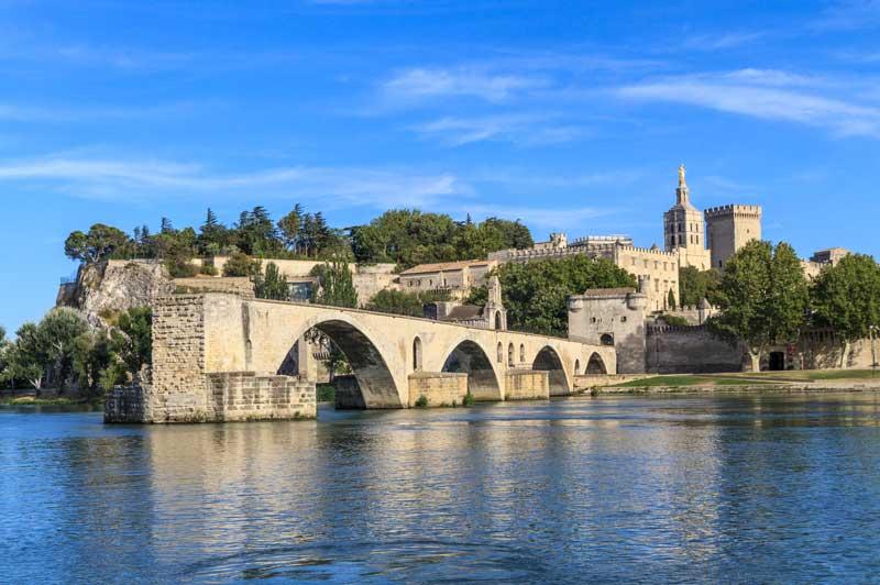 St Benezet's Bridge