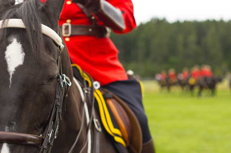 Royal Mounted Canadian Police, Canada
