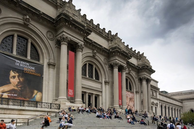 The Metropolitan Museum of Art, New York.