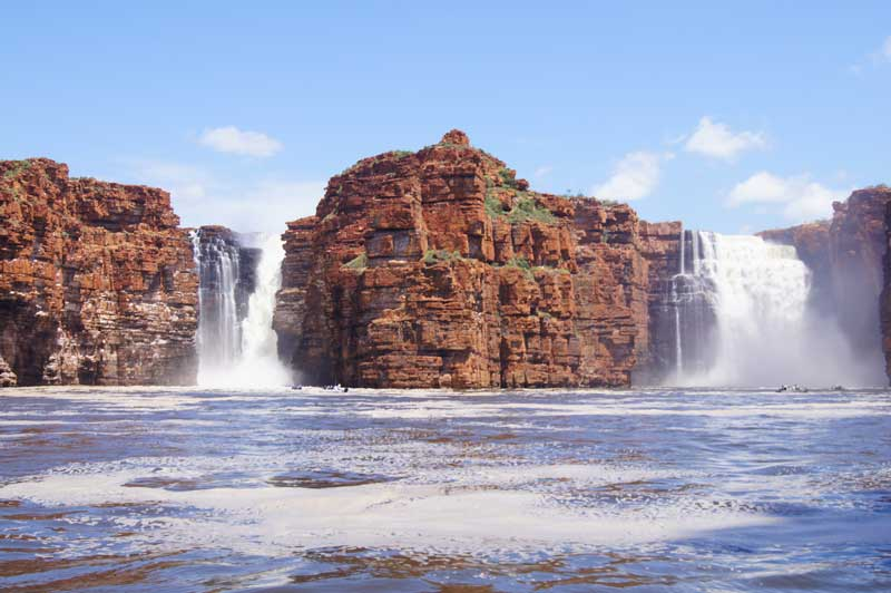 King George Falls, Kimberley