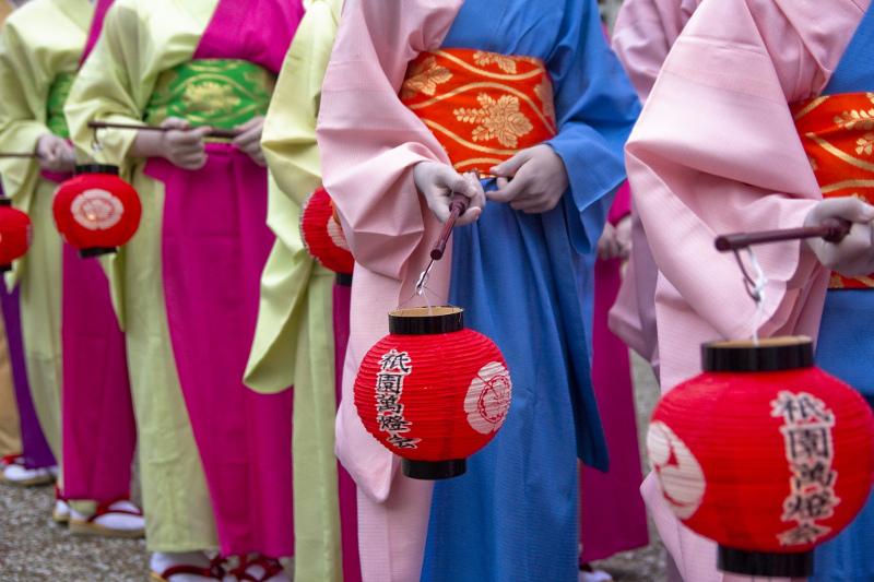 Gion Matsuri, Kyoto Japan