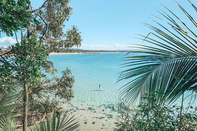 Little Cove, Noosa - @cherryjerrytravels