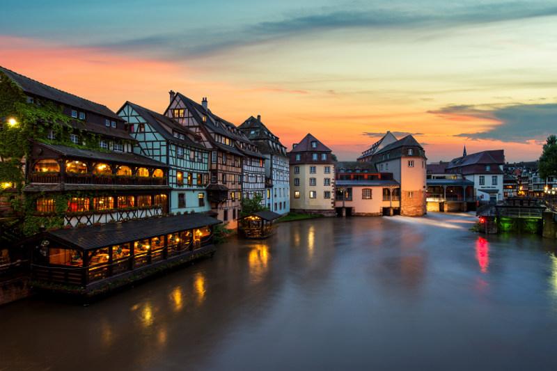 Historic Centre Strasbourg