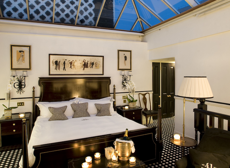 Conservatory Suite Hotel 41 London