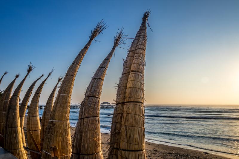 Huanchco Beach