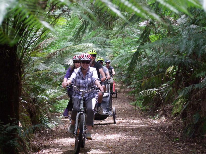 Image courtesy of Otway e bikes