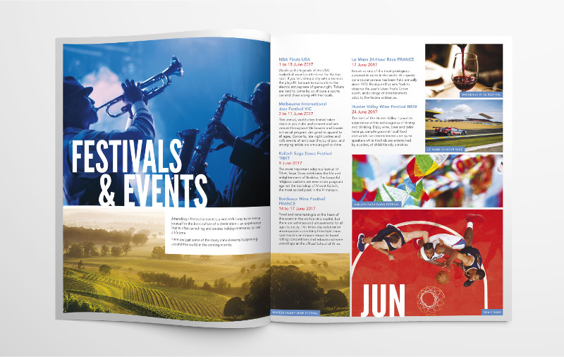 World Festival and Events Calendar