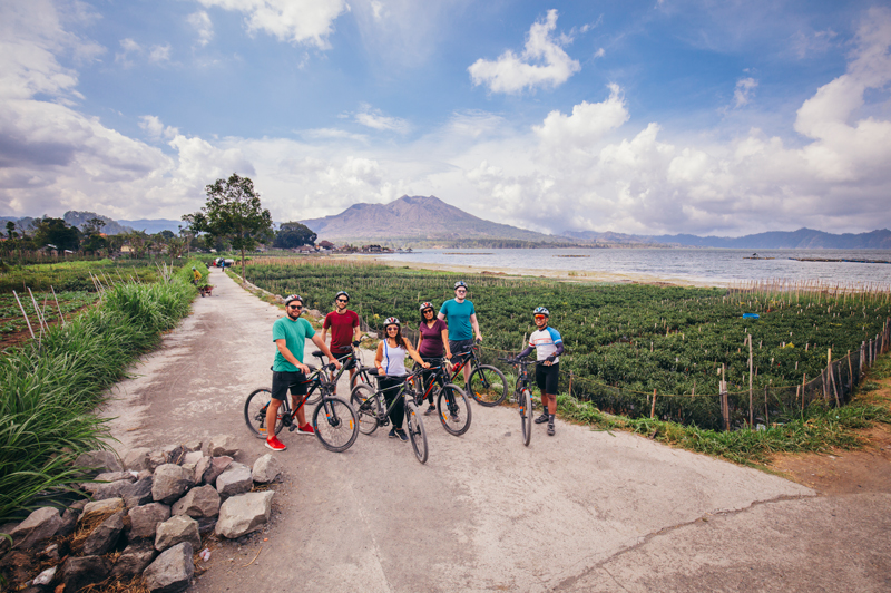 Bali Cycle Tour