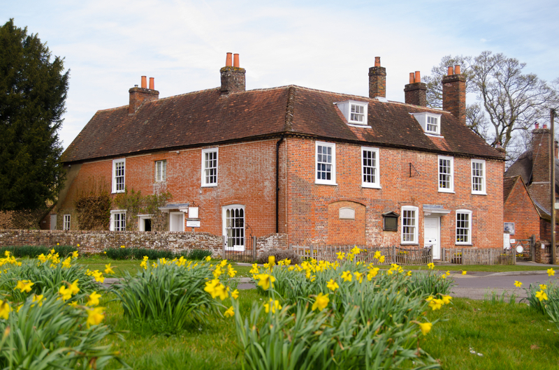 Jane Austen's beautiful Southern England