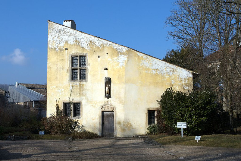 Joan of Arc house Domremy