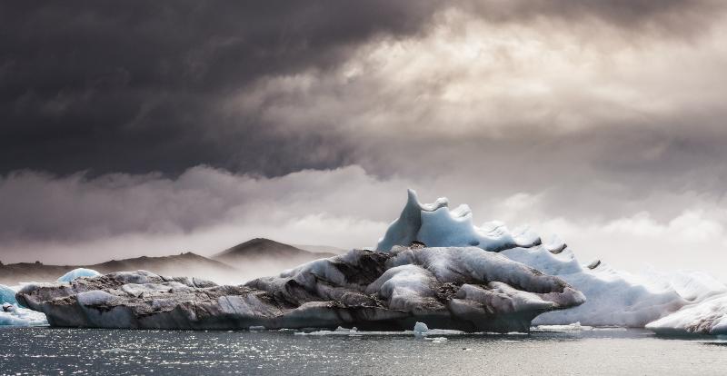 Jokulsarlon Glacial Lagoon Iceland