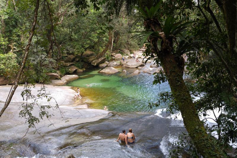 Josephine Falls Queensland