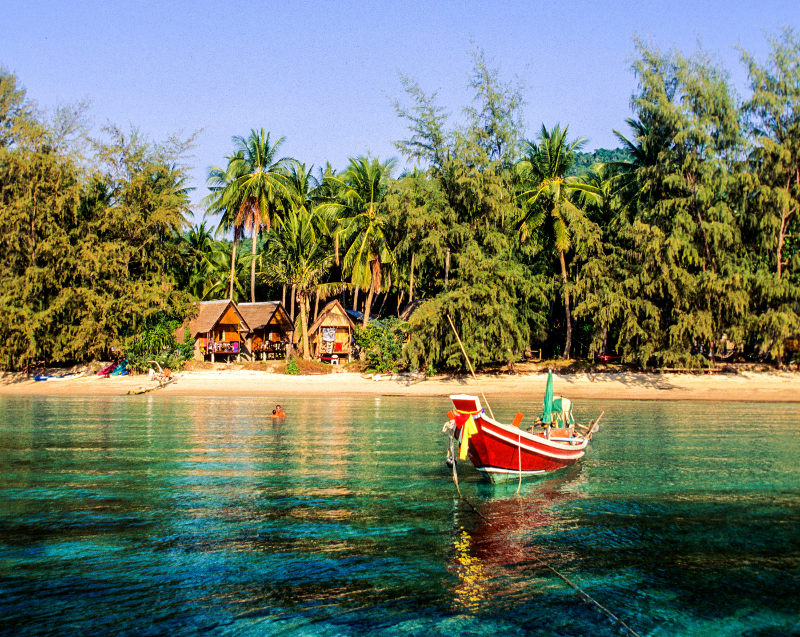 Ko Tao, Thailand Island