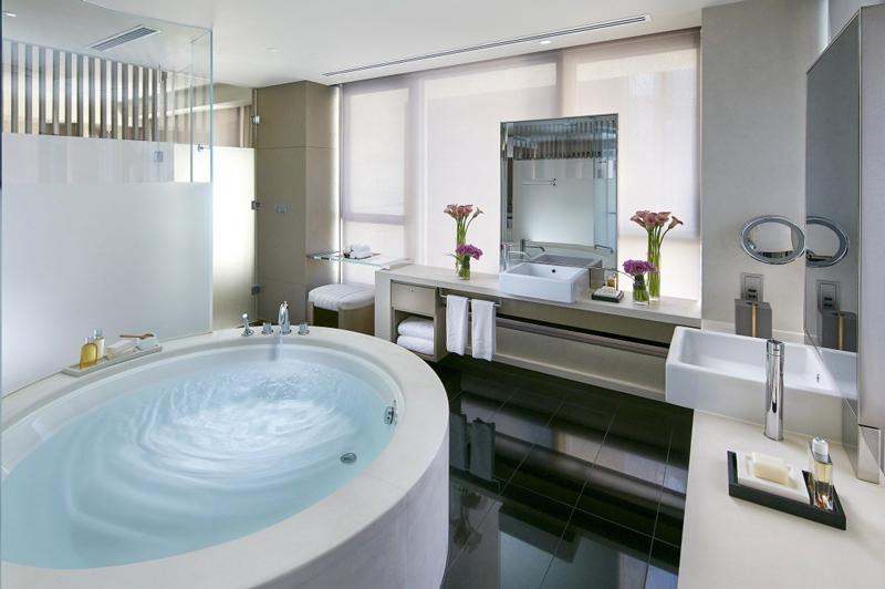 Joyce Wang Suite, Mandarin Oriental Hotel