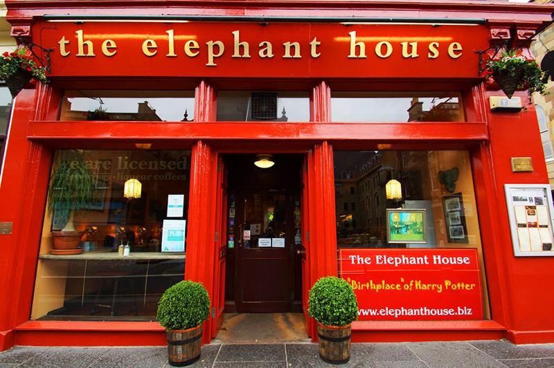 Elephant House, Edinburgh