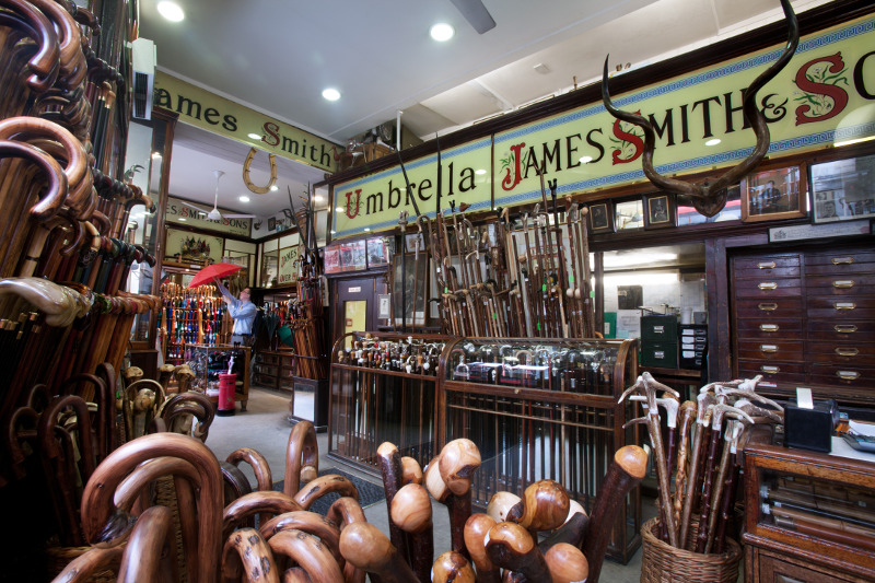 London James Smith and Sons