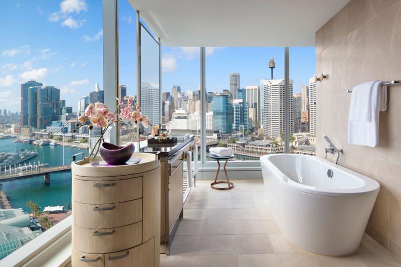 Luxury Corner Room, Sofitel Darling Harbour, Sydney