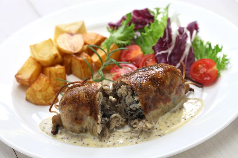 Andoullette sausage Lyon