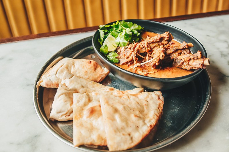 Dishoom, Manchester (image courtesy of Dishoom)
