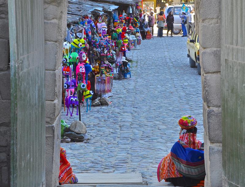Cuzco markets