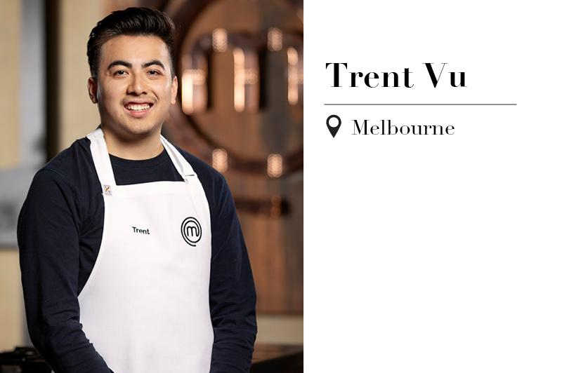 Trent Vu – Melbourne, VIC