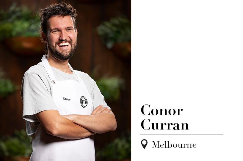Conor Curran – Melbourne, VIC
