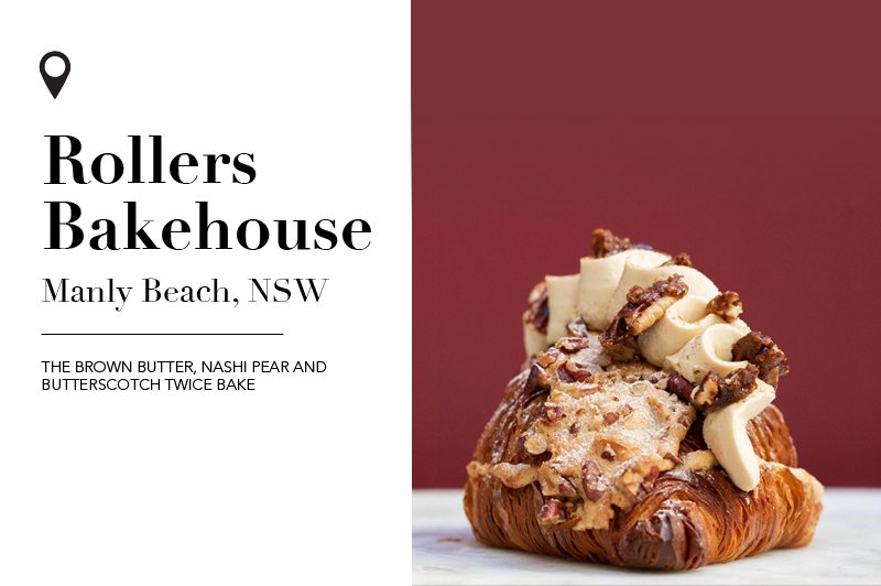 Rollers Bakehouse, Manly Beach