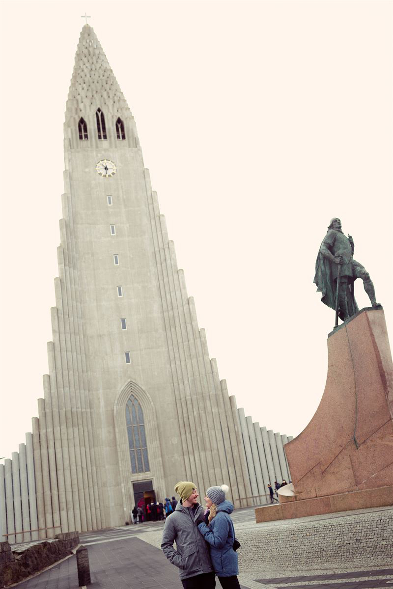 Honeymooning in Iceland