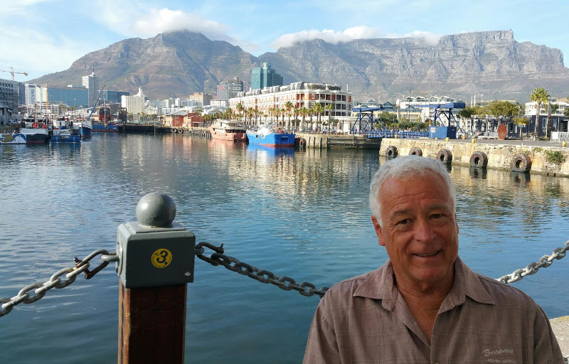 Mike in Cape Town South Africa