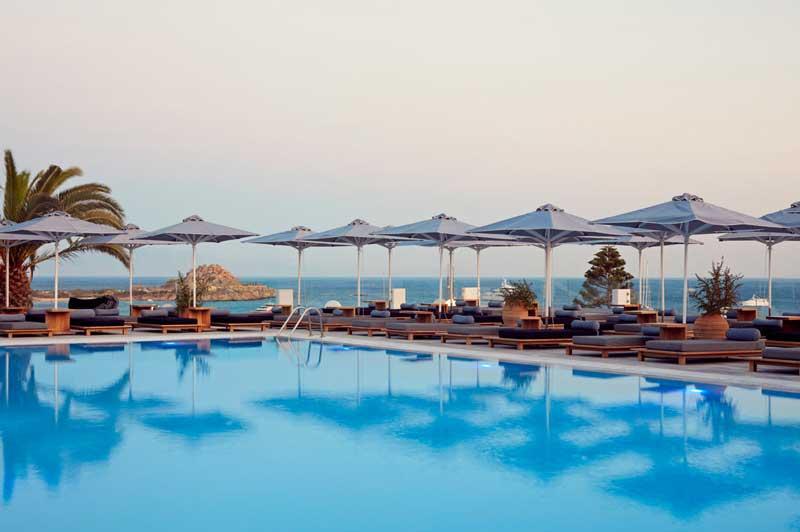 Myconian Ambassador Hotel, Mykonos, Greece