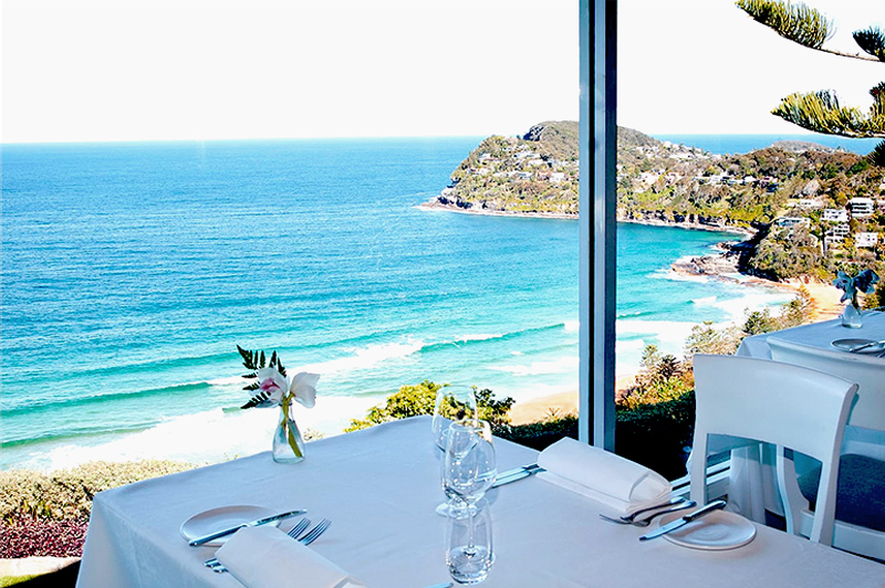 Lunch with a view, Jonah's, Whale Beach | Credit: Jonah's Restaurant