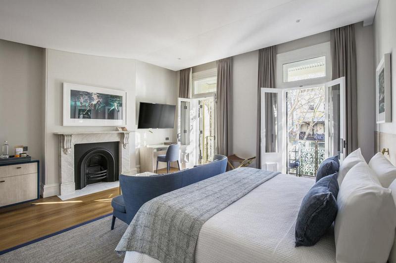Victoria Terrace Suite, Spicers Potts Point, Sydney