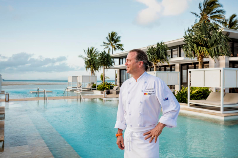 Celebrity chef Neil Perry