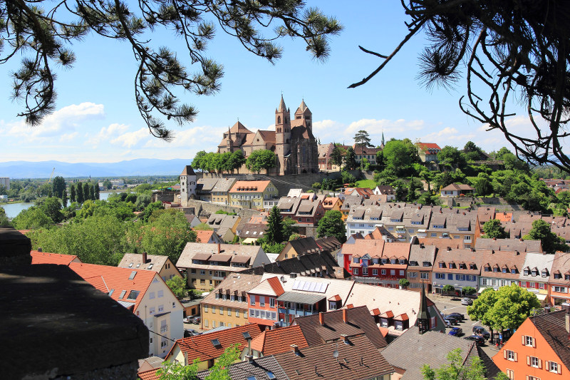 Neuf Brisach Rhine