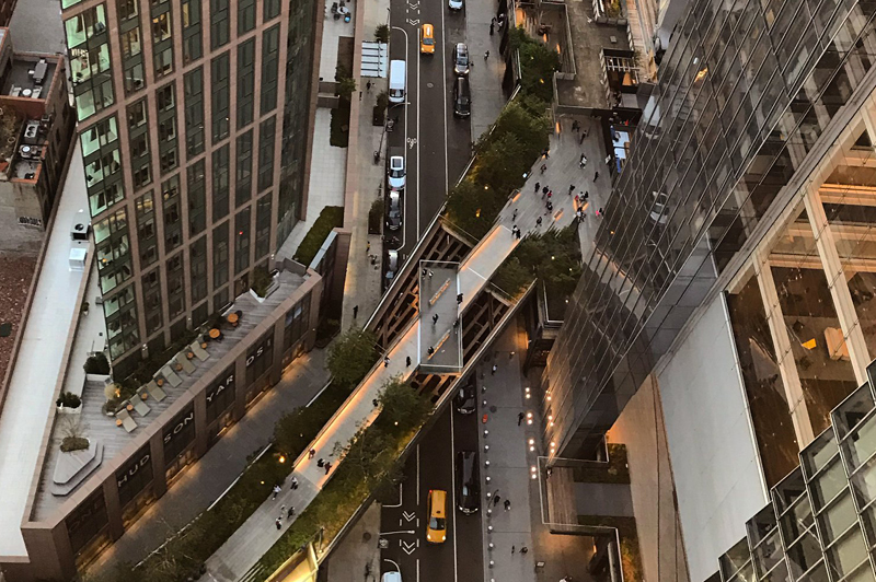 The High Line Plinth