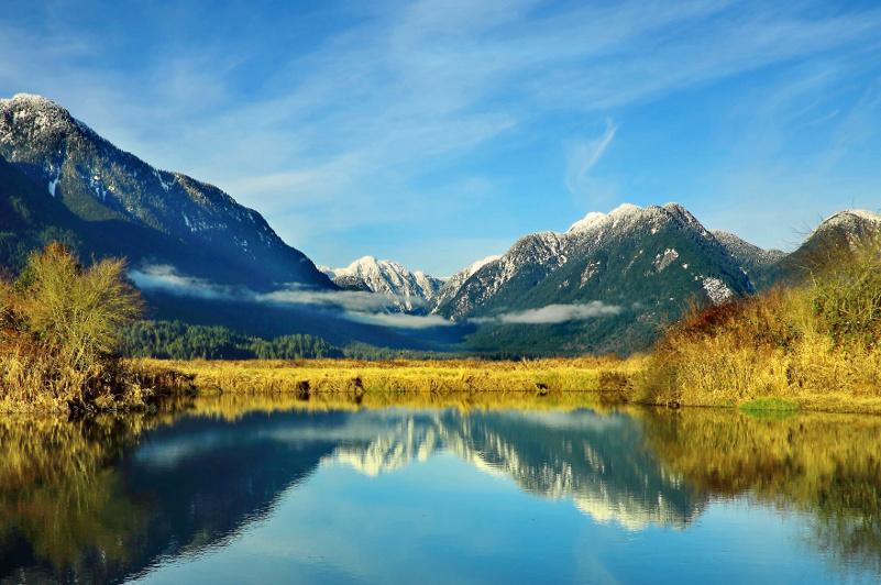 Pitt Lake BC