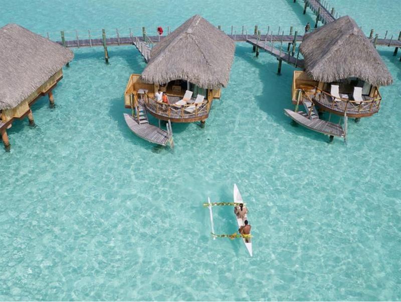 Pearl Beach Resort Bora Bora Overwater Bungalow