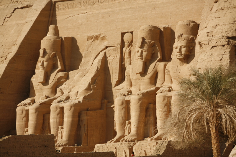 Explore Egypt's pyramids, temples and the Nile