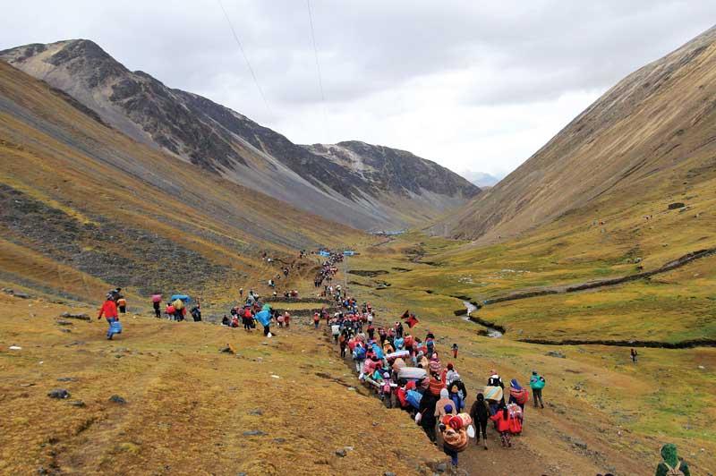 Qoyllur Rit'i (Snow Star Festival), Peru