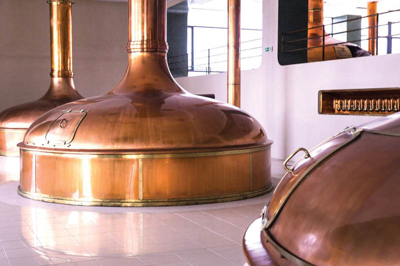 Pilsner Urquell Brewery (image courtesy of Pilsner Urquell)