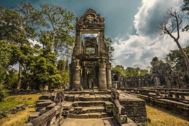 Preah Khan Angkor Wat