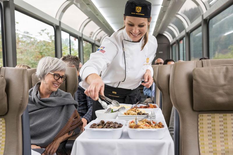 Onboard SilverLeaf Service Culinary