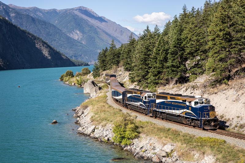 RGR Seton Train Exterior