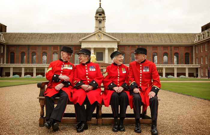 Chelsea Hospital Pensioners