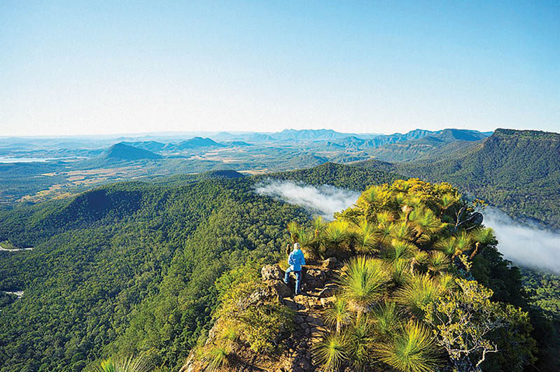 Spicers Scenic Rim Trail, Queensland