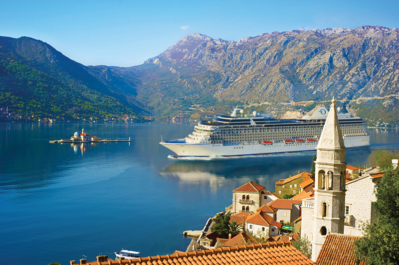 Riviera in Kotor