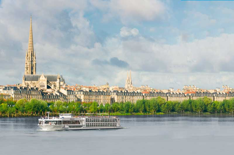 Scenic in Bordeaux