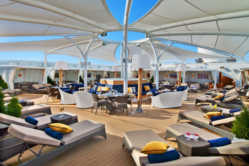 The Retreat Seabourn Encore