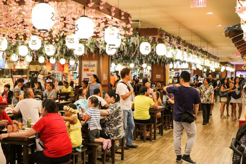 Shirokiya Food Hall