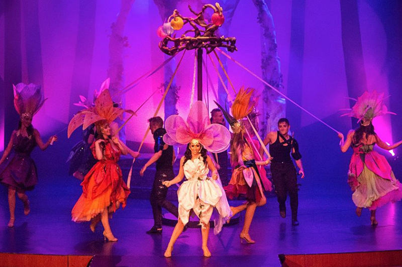 Discover award-winning stage productions daily aboard most ocean cruise lines.
